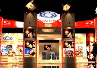 03 Foto Stand GRUPO DONDI 2008 DEIT
