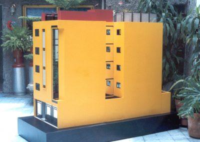 Maqueta edificio grande 04