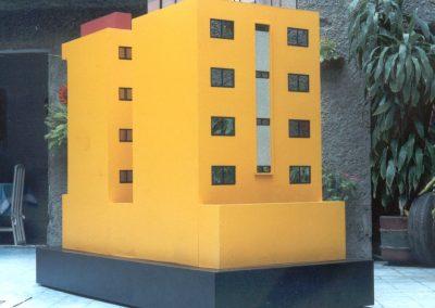 Maqueta edificio grande 05